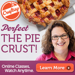 Perfect the Pie Crust Craftsy Class